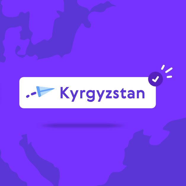 How to send money to Kyrgyzstan