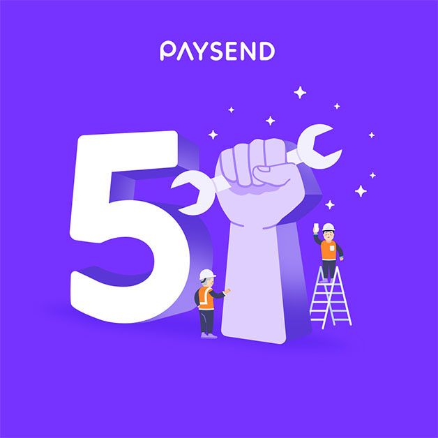 Celebrate International Workers' Day with Paysend!