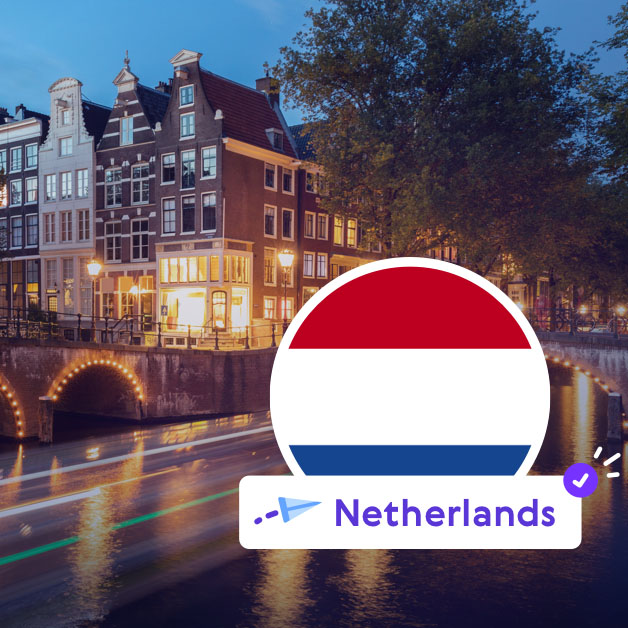 How to send money to Netherlands