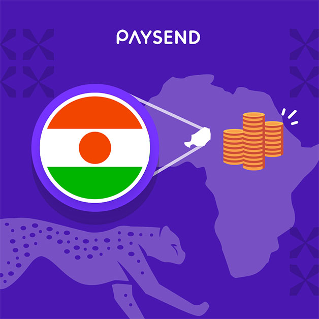How to send money to Niger