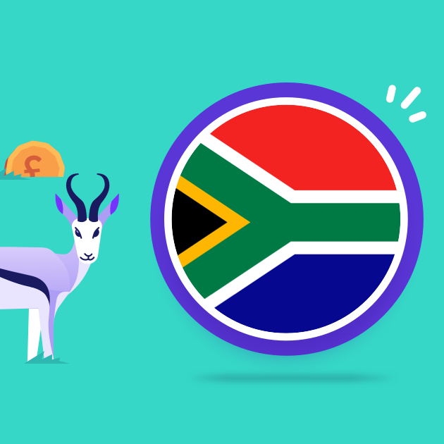 How to send money to South Africa from the US