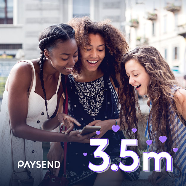 Why 3.5 million users trust Paysend