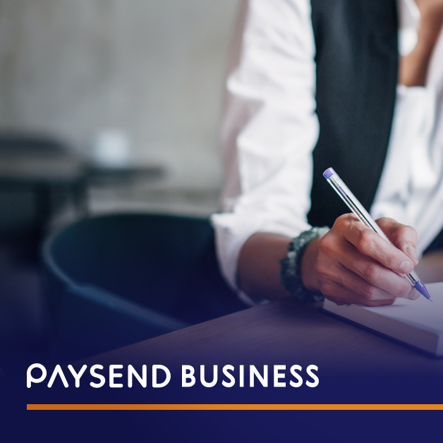 Paysend Business white paper: Growing entrepreneurship for a new world