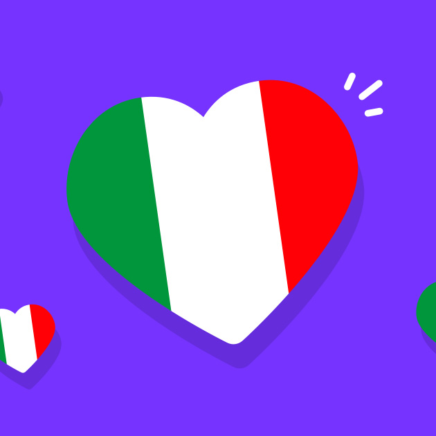 Stay strong, Italy!