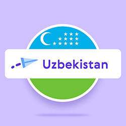Money transfers to Uzbekistan are available on Paysend!